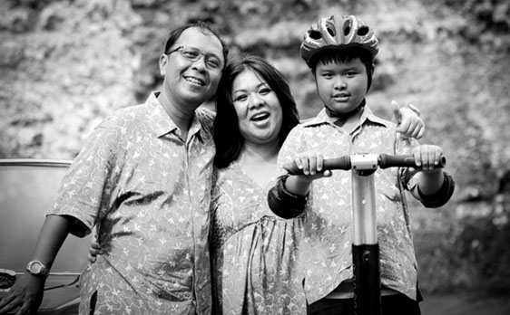 Family Photo Packages Bali